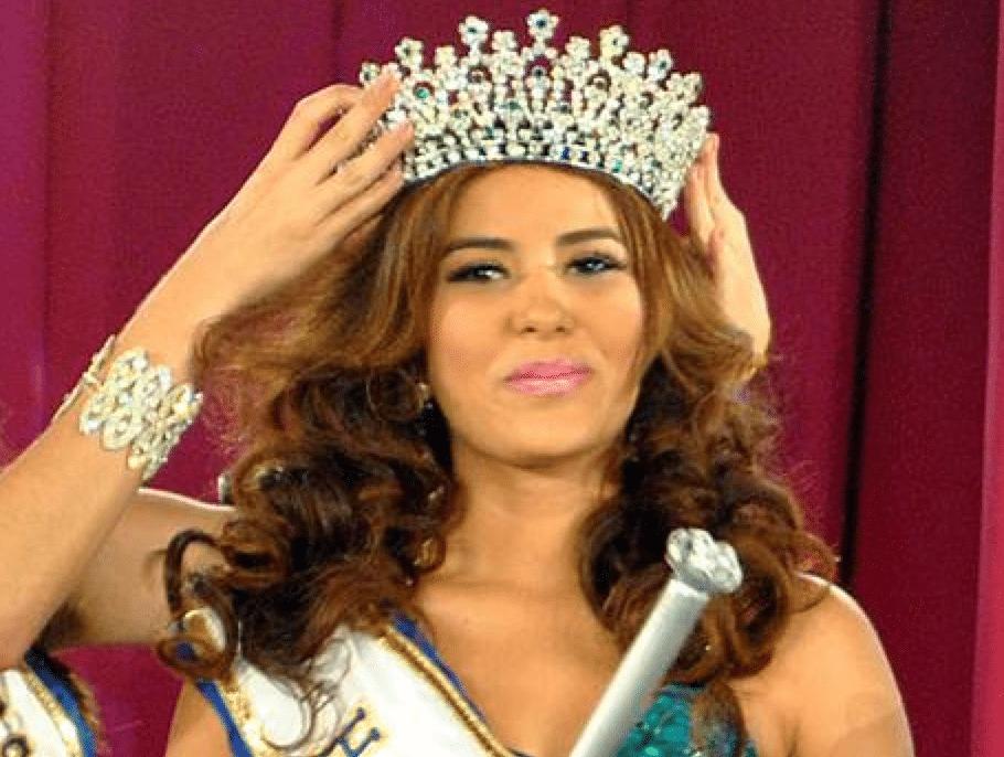 Miss Honduras Maria Jose Alvarado