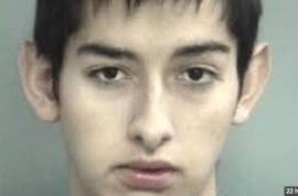 Ricardo Javid Lugo posed as 12 year old at school to lure victims