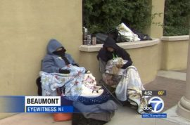 Women to spend 3 weeks waiting outside Best Buy for Black Friday sale they can't afford anyway.