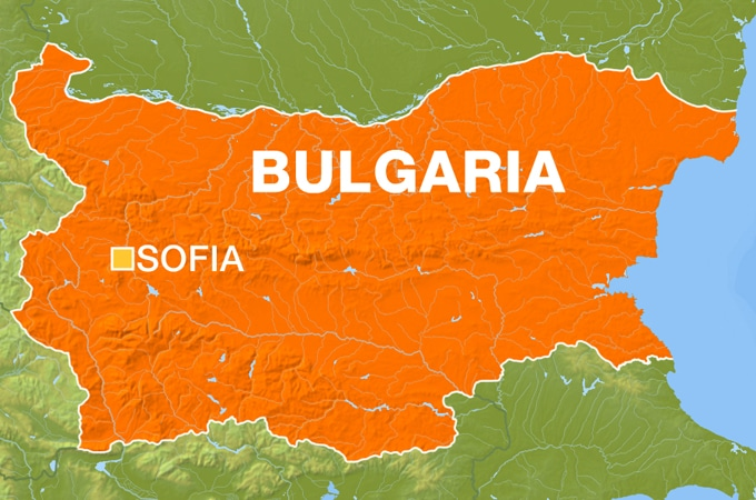 Bulgarian woman set herself on fire
