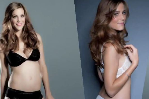 Jealous Swiss wife threatens topless model