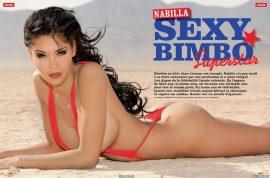 Pictures: Nabilla Benattia, French Kim Kardashian stabs boyfriend.