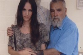 Pictures: Why is Afton Elaine Burton really marrying Charles Manson?