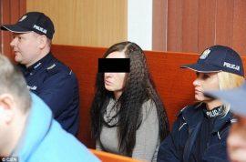Joanna Grabowski rewards disabled husband's killers by having threesome