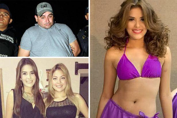 Miss Honduras Maria Alvarado