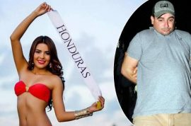 Miss Honduras Maria Alvarado killed in jealous rage after sister danced with other man