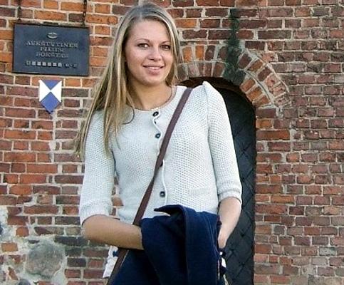 Aksana Kuzmitskaya