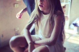 Is Kristina Pimenova, 9, too young to be a supermodel? Pedophiles galore.