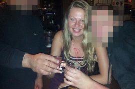 Pictures: Aksana Kuzmitskaya landlord spied on her having sex