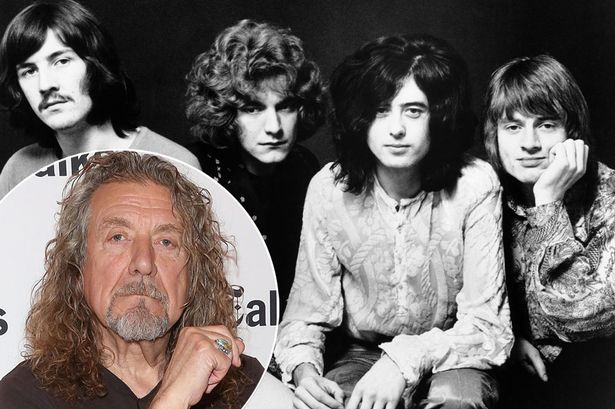 Led Zeppelin reunion