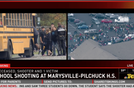Marysville HS shooting 911 call: 'Blood is everywhere. I do not see the gun.'