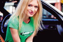 Klaudia Wysocka, Polish model gassed to death after taking bath.