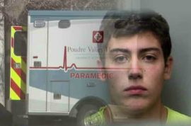 Stefan Sortland high on molly, cocaine crashes ambulance, masturbates at police station.
