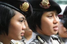Indonesian female police recruits to undergo virginity tests. Two finger test.