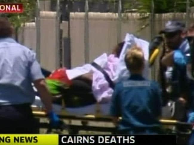 Cairns stabbing