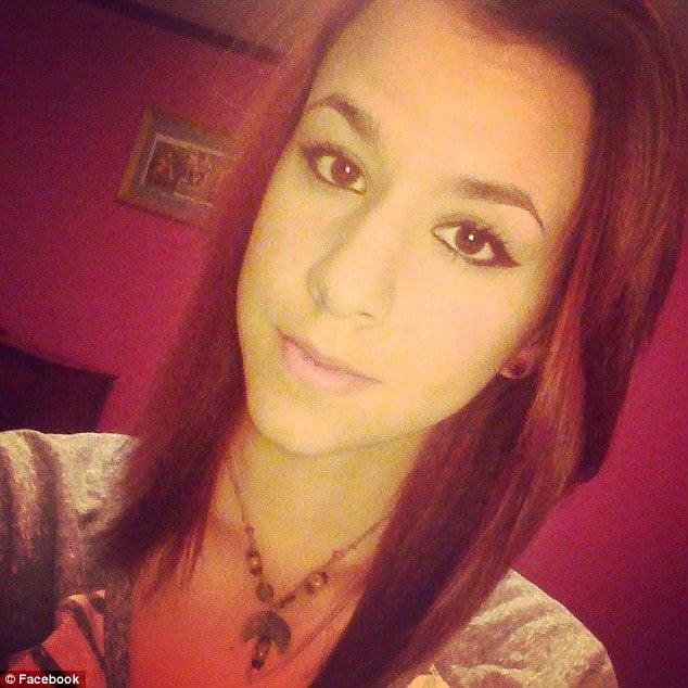Amber Cornwell suicide