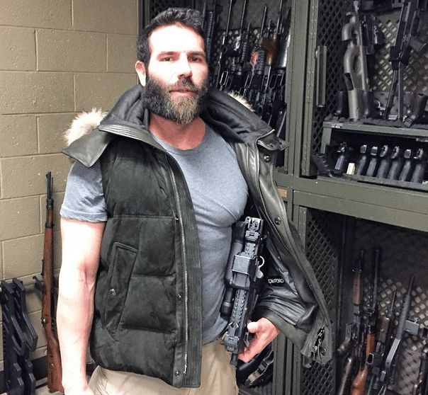 Dan Bilzerian released