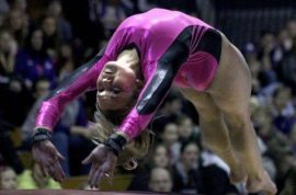 Pictures: Brooke Baures, celebrated gymnast dies stuck inside dumbwaiter.