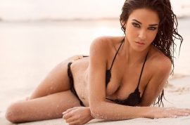 Pictures: Vanessa Castano is the model who got kicked in the face by Dan Bilzerian