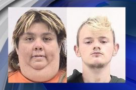 Colorado Springs couple steal $2000 worth of Christmas ornaments from neighbors to decorate their own yard