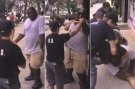Did Eric Garner deserve to die? Was Daniel Pantaleo just doing his job?