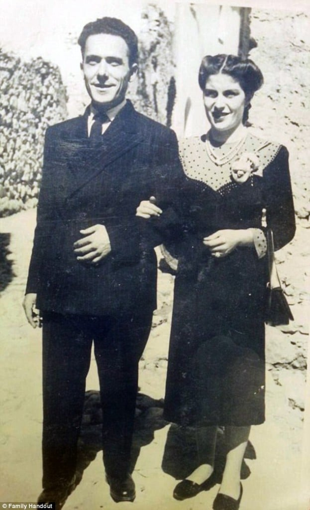 Giuseppe and Livia Fortuna