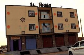 NSFW: ISIS throw man off roof for being gay then stone him.