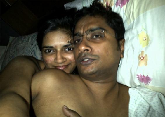 Vasundhara Kashyap leaked selfies