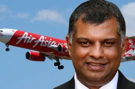 The fall of AirAsia CEO Tony Fernandes: 'I have no idea where AirAsia flight QZ8501 is.'