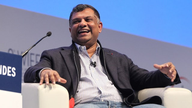 Air Asia CEO Tony Fernandes