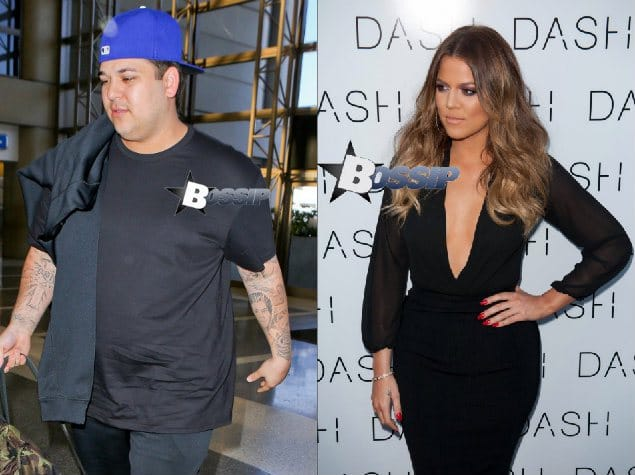 Rob Kardashian evicted