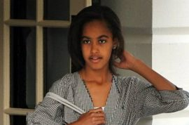 Pictures: Malia Obama ass is now a drooling sensation on twitter.