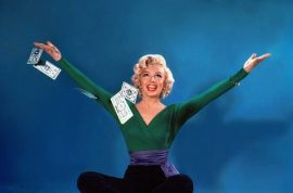 Marilyn Monroe's Underwear Available to the Highest Bidder