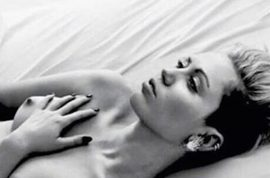 NSFW: Miley Cyrus posts #Free The Nipple instagram picture to support right to be topless