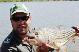 Jacques van der Sandt, golfer killed by crocodile after dare.