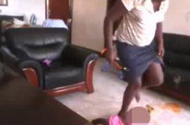 Jolly Tumuhirwe, Ugandan nanny pleads guilty to throwing baby, stomping on it.