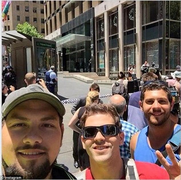 Siege Selfie