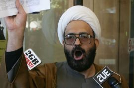 Sheik Haron, Man Haron Monis dead. Sydney Lindt cafe siege over. Sent hate mail.