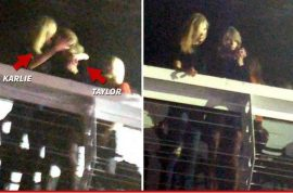 Pictures: Are Taylor Swift and Karlie Kloss lesbian lovers?