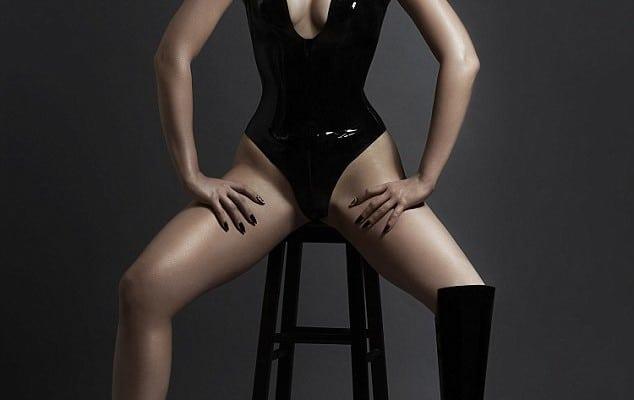Pictures: Viktoria Modesta pop star whose prosthetic limbs challenge body image