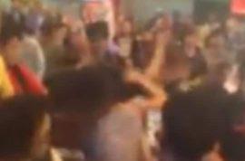 Video: Women brawl at Bangkok airport after passenger cuts line