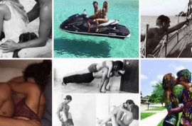 Oh really? Mexican soccer star facing axe after posting racy pics of him and girlfriend
