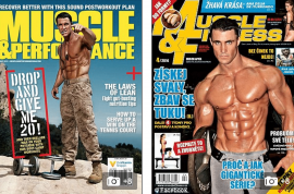 Greg Plitt, fitness model killed after stumbling onto oncoming train.