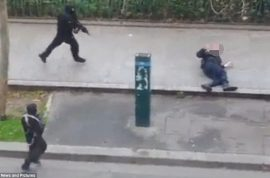 Video: Ahmed Merabet is the policeman shot dead by Charlie Hebdo terrorists