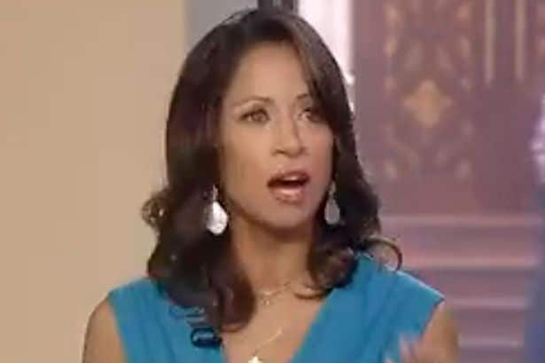 Stacey Dash rape controversy