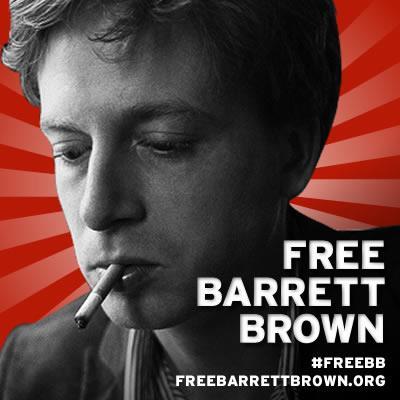 Barrett Brown sentencing