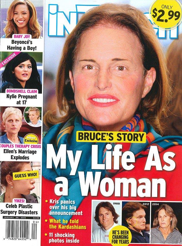 Bruce Jenner transwoman