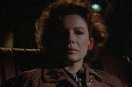 Actress Dianne Wiest forced out of her Manhattan apartment. I can't afford the rent