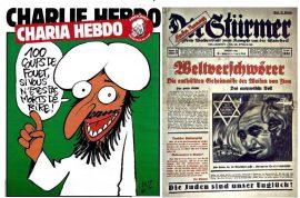 Charlie Hebdo attack. Media propaganda you should not believe
