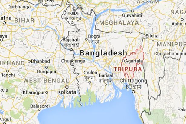 Indian man buries 10 year old daughter alive